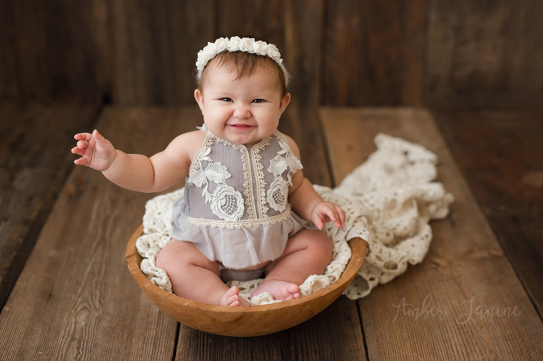 College Station Baby Photographer