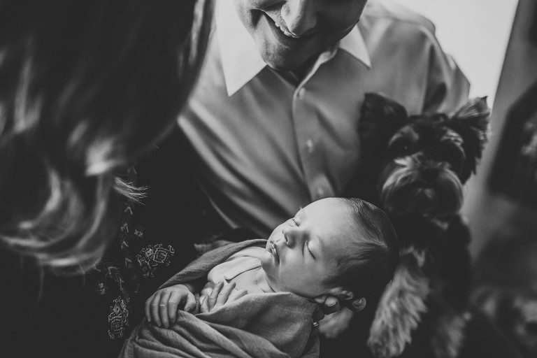 newborn photographer in college station texas